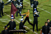 Bradley Marching Band Tecumseh Contest